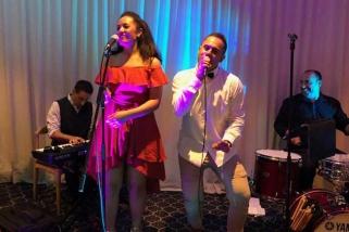 24th March 2018 Samantha Wedding Soul nights band